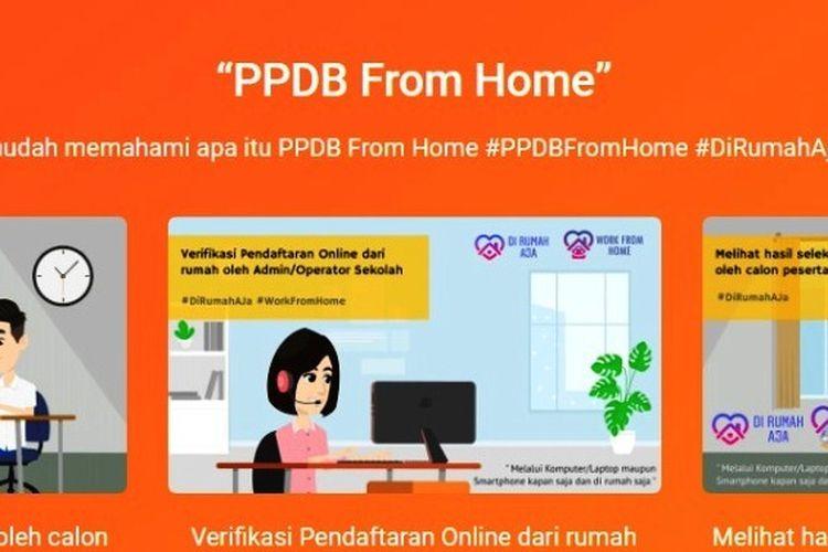 PPDB DKI Jakarta Dibuka Hari Ini, Ini Panduan Lengkap PPDB dari Rumah