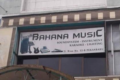 Lowongan Kerja Bahana Musik Pekanbaru September 2019