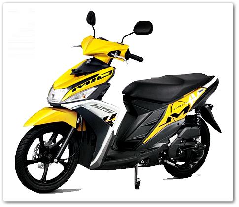 Harga Yamaha Mio M3 125 Terbaru
