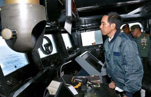 Sebar 6000 Nelayan di Perairan Natuna Sebagai Strategi Jokowi Atasi China