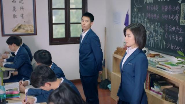 Sinopsis Never Gone Episode 2 - Love Drama China