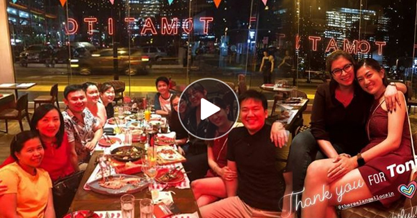 Angel Locsin Had A Good Time With Her Whole Team A Few Days Before Her Birthday