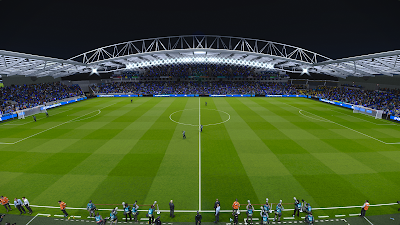 PES 2020 Stadium American Express Community