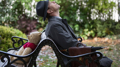 winnie the pooh With Ewan McGregor Christopher Robin 2018 HD Wallpapers
