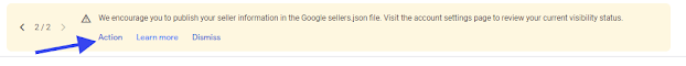 sellers.json file error fix