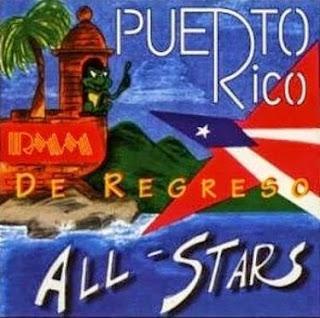 DE REGRESO - PUERTO RICO ALL STARS (1995)