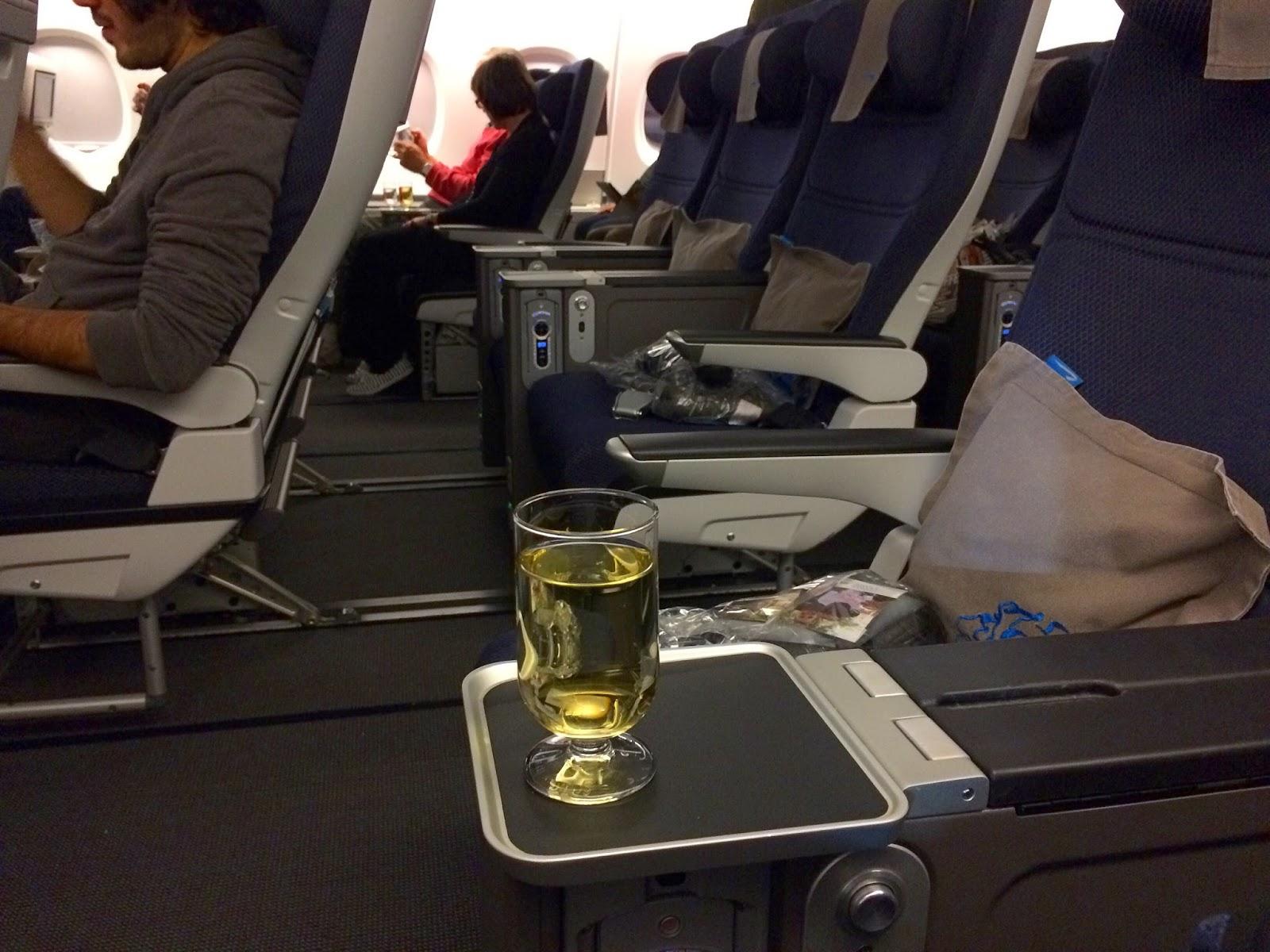 British Airways World Traveller Plus Premium Economy