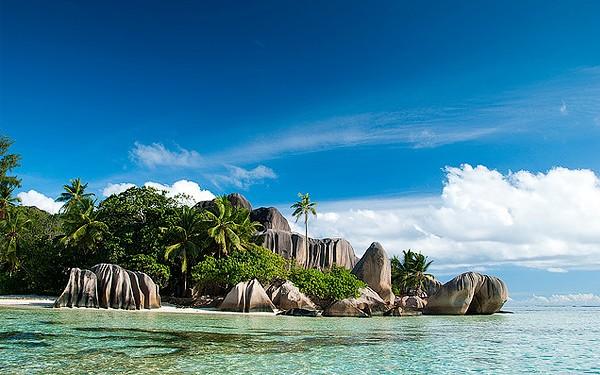 Seychelles - Anse Fonte D`Argent
