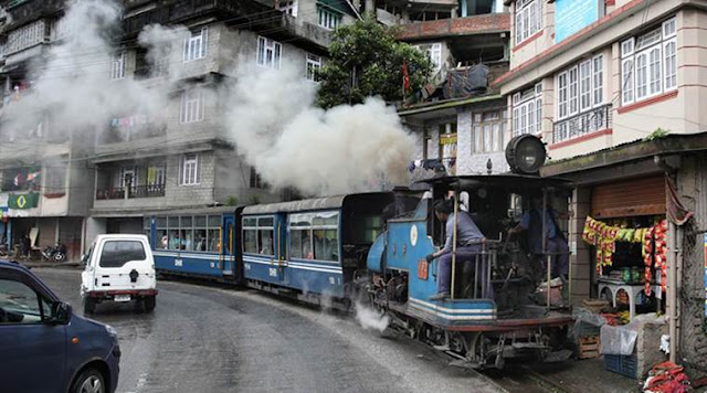 Steam loco joyride shuts down till March 20 in Darjeeling