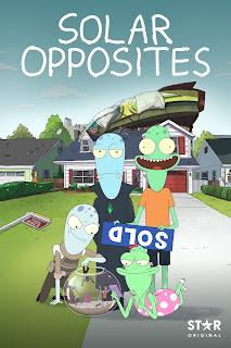 Solar Opposites Temporada 1 1080p Dual Latino/ Ingles