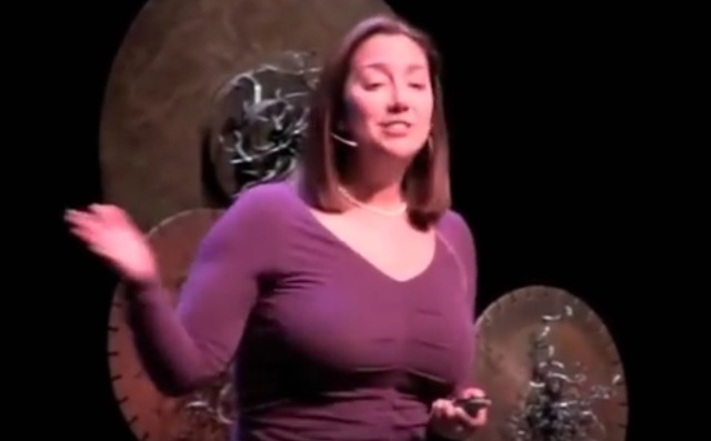 Erin Gruwell Palestra Escritores da Liberdade no TED Talks