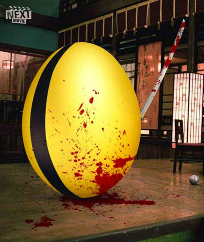 Publicidad Creativa, Pascua, Next Movie, Kill Bill