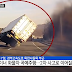 Camionero Evita Un Accidente Realizando Una Maniobra De Película