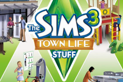 Download The Sims 3 : Town Life Stuff PC
