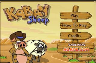 Game kaban và bầy cừu