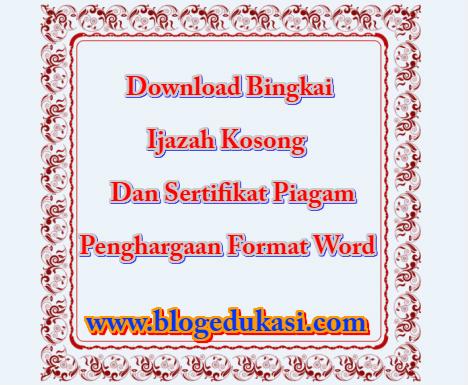 Bingkai Ijazah