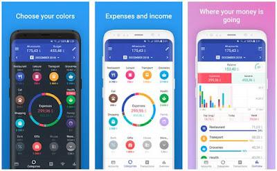 Aplikasi Pengelola Keuangan Pribadi di Android 9