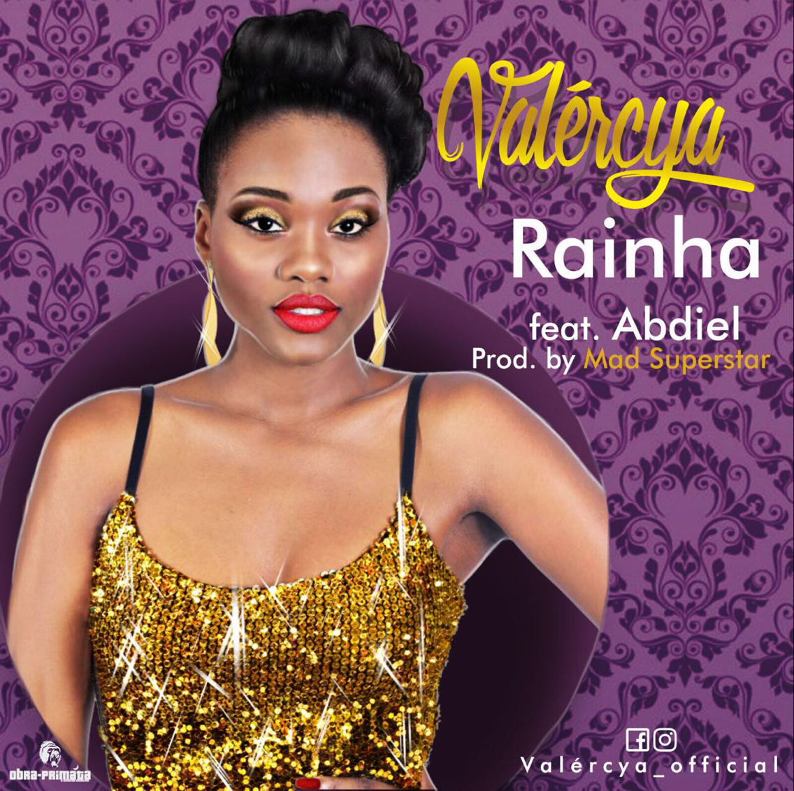 Valercya Feat. Abdiel - Rainha (Kizomba) [Download]