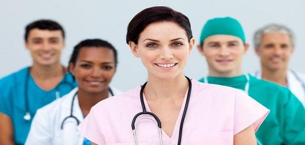 Are you holding a job in nursing?