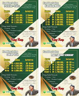 Harga Kambing Guling Kang Asep Bandung, harga kambing guling bandung, kambing guling bandung, kambing guling,