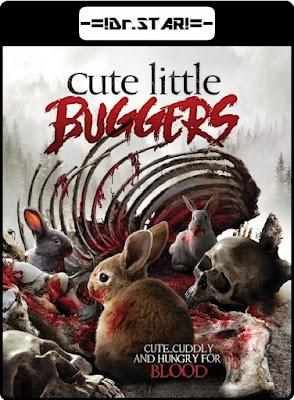 Cute Little Buggers (2017) Dual Audio [Hindi – Eng] 720p WEBRip HEVC x265 600Mb