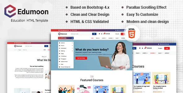 Best Education HTML Template