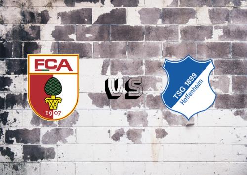 Augsburgo vs Hoffenheim  Resumen