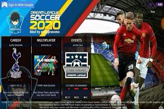 Download DLS 2020 Mega Mod Manchester United