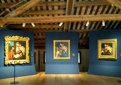 Palazzo Fulcis, Madonne di Tiziano