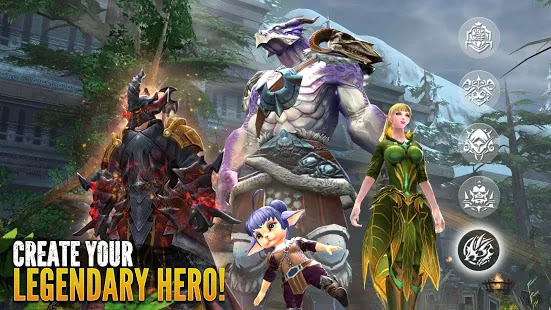 download game order and chaos 2 mod apk order and chaos 2