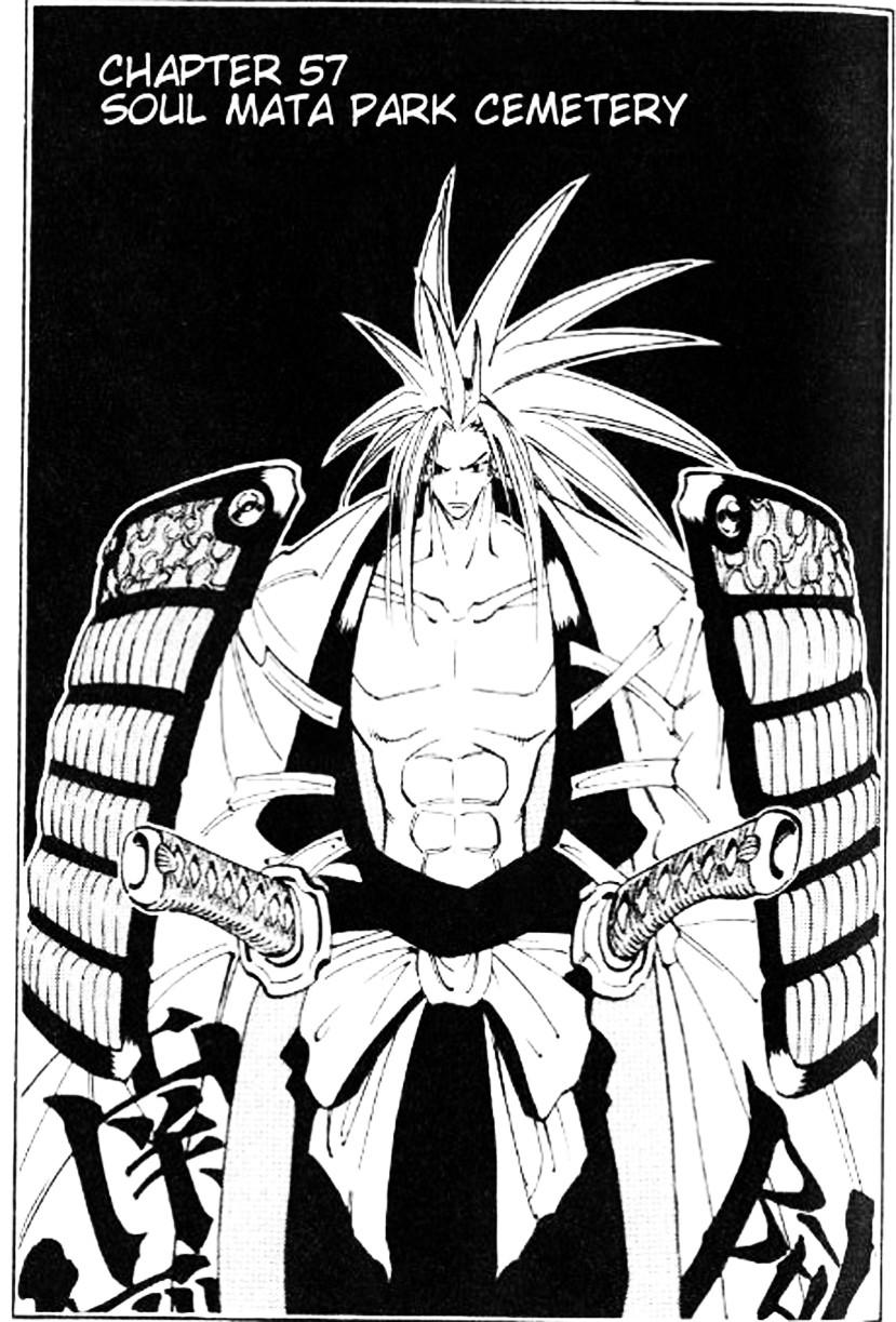 Shaman King [Vua pháp thuật] chap 57 trang 5