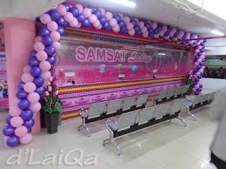 Samsat Ladies MBK