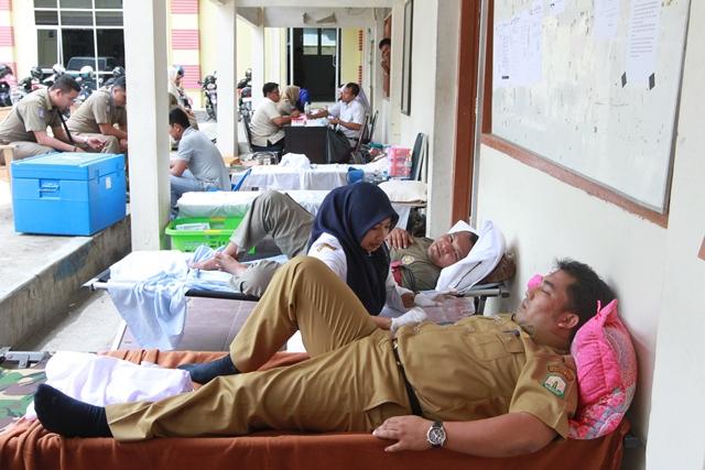 Satpol PP dan WH Aceh Ciptakan Kondisi Pemerintahan Lebih Aman