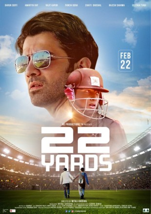 22 Yards 2019 Hindi HDRip 720p