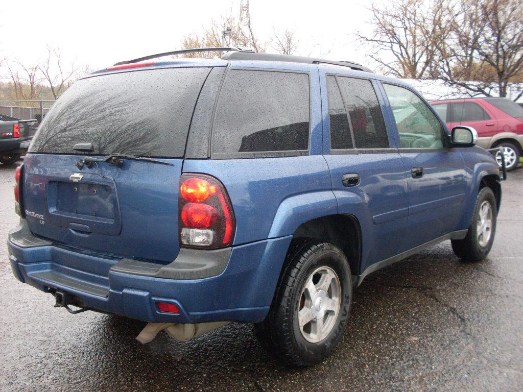 2007 Chevrolet Silverado 1500 Extended Cab >> Ride Auto: 2006 Chevy Trailblazer