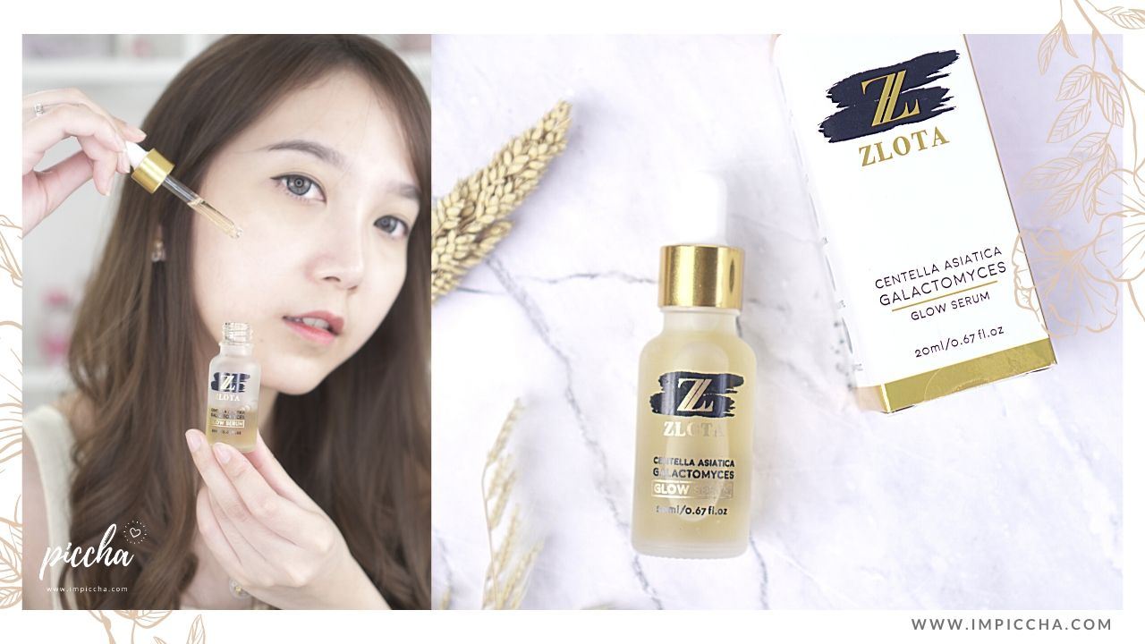 Review Zlota Glow Serum