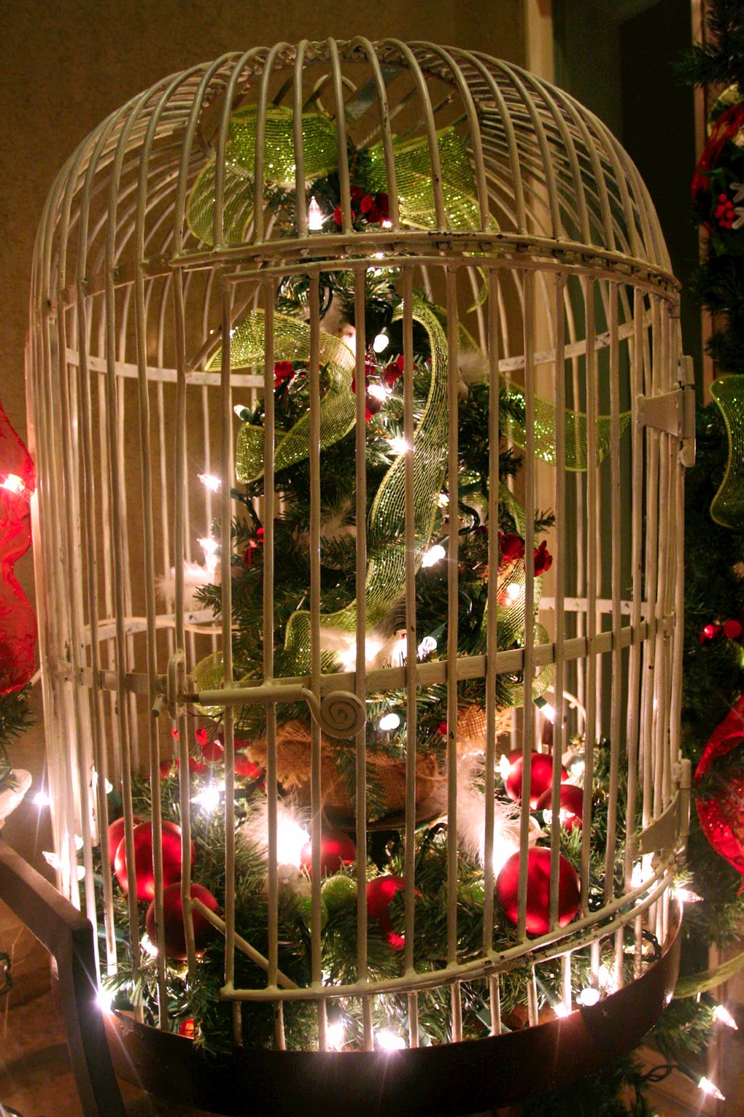 Adventures of a BusyBee: Christmas Porch Love