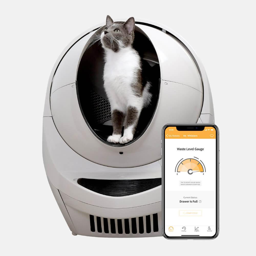 升級Litter Robot 3 喵星人太空艙自動貓砂機&DIY維修心得 (可Wifi控制)