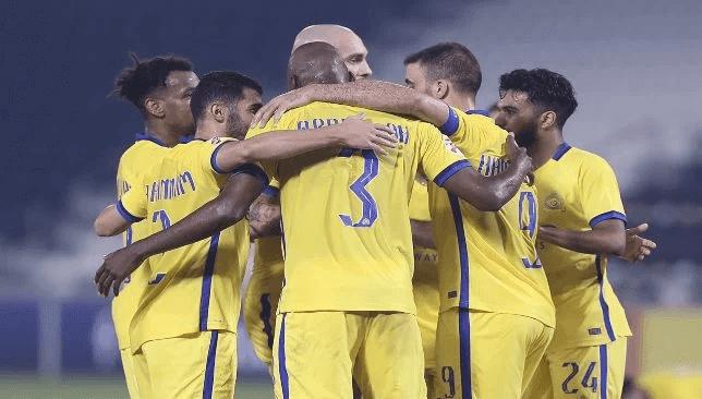 نادي النصر يستعيد خدمات مدافعه قبل مواجهة الشباب