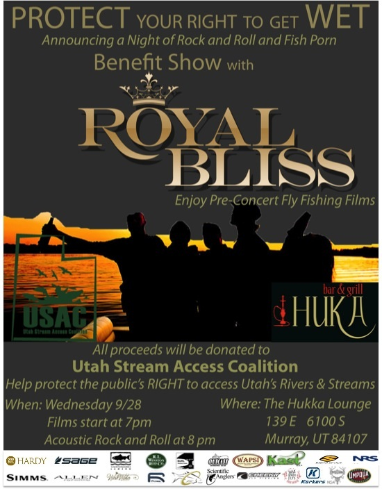 The Fiberglass Manifesto: USAC Benefit Concert