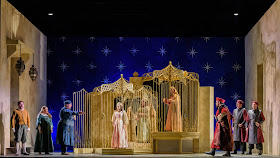 Mozart: The Seraglio - English Touring Opera 2019 (Photo Jane Hobson)