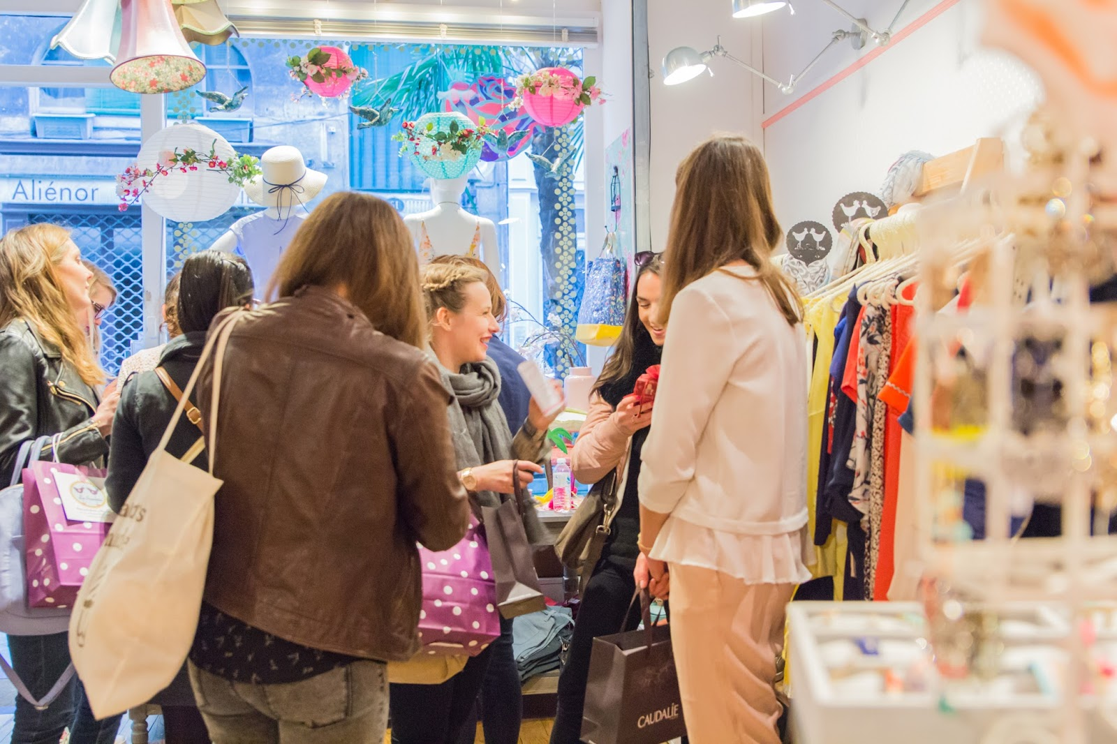 Vide dressing Chloé Bordeaux