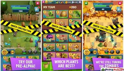 Plants vs Zombies 3 Apk Download