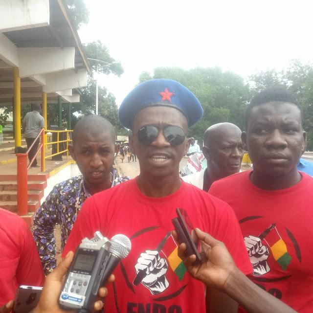 Guinée, Kindia: la manifestation du FNDC interdite par l'autorité communale