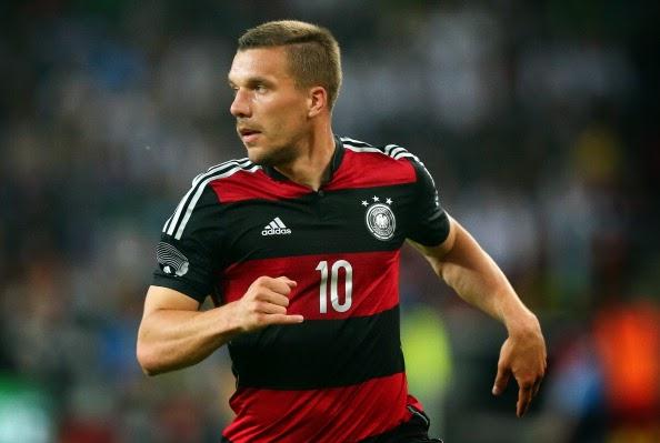 9 - André Schürrle 10 - Lukas Podolski 11 - Miroslav Klose 12 - Ron-Robert  Zieler 13 - Thomas Müller 14 - Julian Draxler 15 - Erik Durm a89ec2147d22b