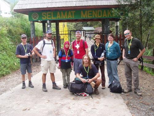 Catatan Perjalanan Gunung Kinabalu