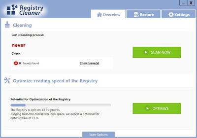 Abelssoft Registry Cleaner 2020 5.1 Preactivated