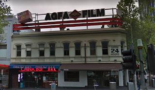BIG Film in Melbourne's CBD   BIG Things of Australia