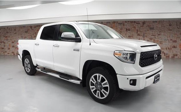 2019 Toyota Tundra Platinum Price Review