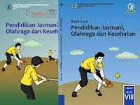 Download Buku PJOK Kelas 8 K13 Revisi Terbaru, Buku Guru dan Buku Siswa